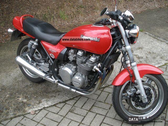 1992 Kawasaki  Zephyr Motorcycle Motorcycle photo