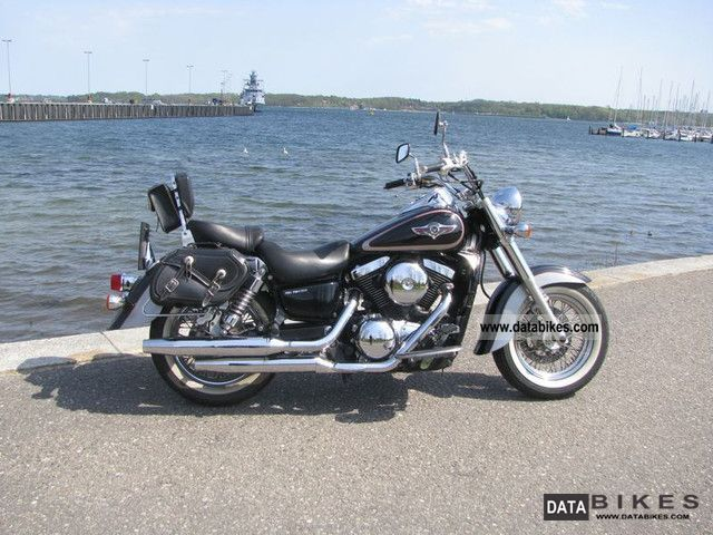 2002 Kawasaki  VN 1500 Classic Motorcycle Chopper/Cruiser photo