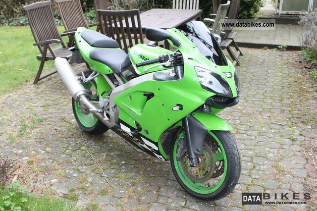 2002 Kawasaki  636 Ninja Motorcycle Sports/Super Sports Bike photo