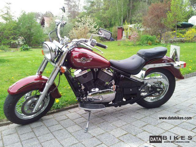 2002 Kawasaki  VN800 Classic Motorcycle Chopper/Cruiser photo