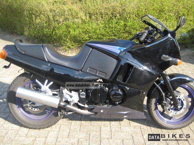 1999 Kawasaki  GPX 600 Motorcycle Sport Touring Motorcycles photo