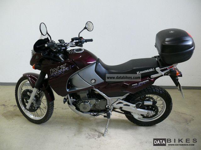2000 Kawasaki  KLE 500 Motorcycle Enduro/Touring Enduro photo