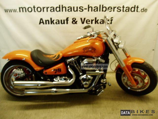 2005 Kawasaki  VN 2000 280 custom tires, financing Motorcycle Chopper/Cruiser photo