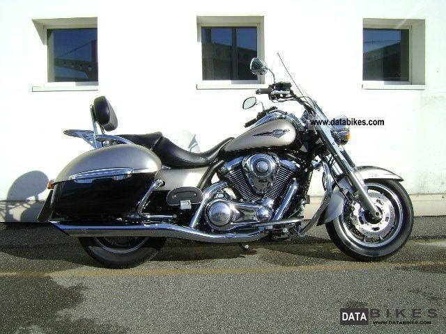 2011 Kawasaki  VN 1700 VN 1700 Voyager (2009 - 11) Motorcycle Chopper/Cruiser photo