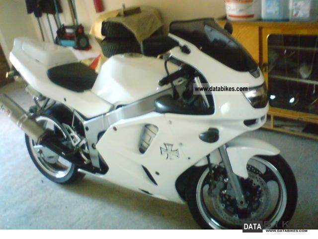 1996 kawasaki zx6r 600 f rh databikes com Kawasaki Ninja 2005 Kawasaki ZX6