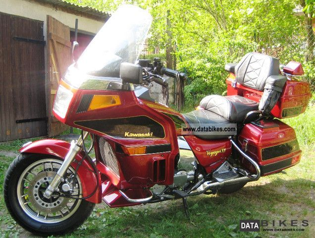 1996 Kawasaki  VOYAGER XII Motorcycle Tourer photo