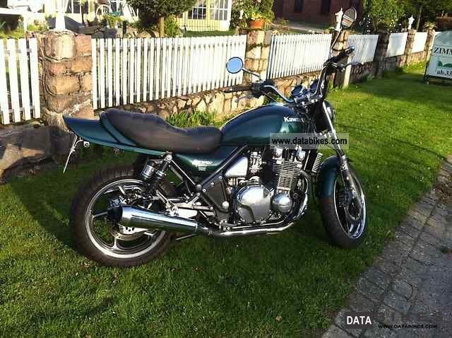 1995 Kawasaki  Zephyr Motorcycle Motorcycle photo