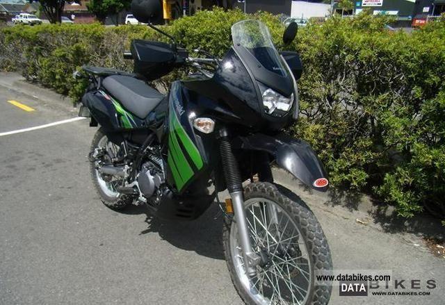 2010 Kawasaki  KLR 650 Motorcycle Enduro/Touring Enduro photo