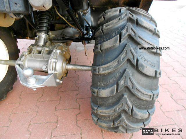 Kawasaki Brute Force  Xi