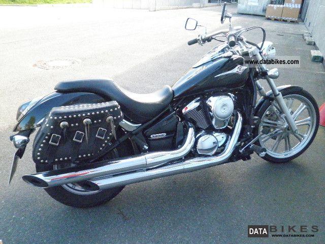 2007 Kawasaki  VN900 Custom Motorcycle Chopper/Cruiser photo