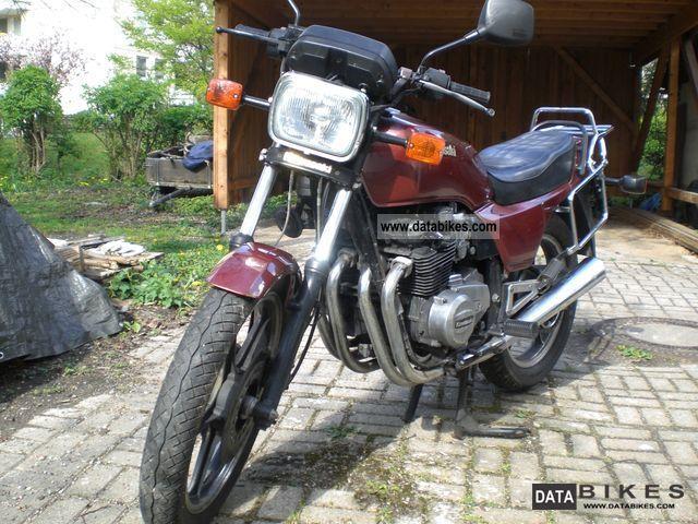 Kawasaki  Z 550 1983 Motorcycle photo