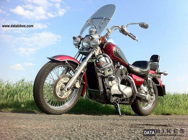 1995 Kawasaki  VN VNT 15 50 A Motorcycle Chopper/Cruiser photo