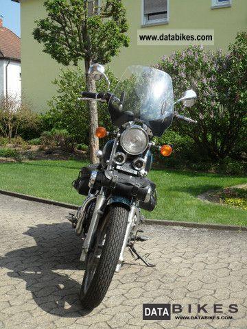 1994 Kawasaki  VN 750 Vulcan Motorcycle Chopper/Cruiser photo