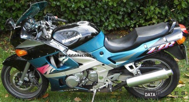 1994 Kawasaki ZZR 600