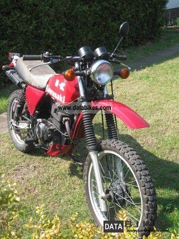 1984 Kawasaki  K 250 A Motorcycle Enduro/Touring Enduro photo