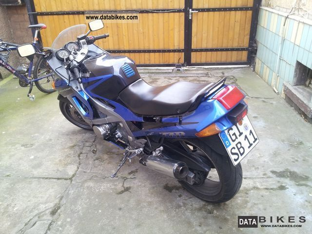 1991 Kawasaki  ZZR 600 Motorcycle Sport Touring Motorcycles photo