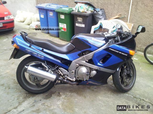 1991 Kawasaki Zzr 600