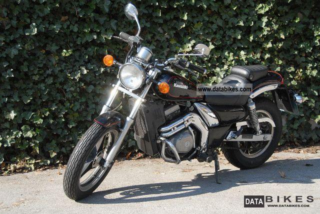 1989 Kawasaki  EL 250 B Motorcycle Chopper/Cruiser photo