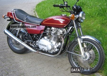 Kawasaki  Z 750 \ 1976 Vintage, Classic and Old Bikes photo