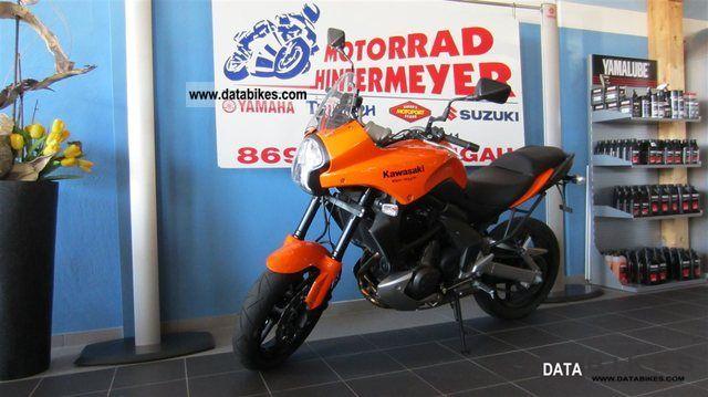2010 Kawasaki  Versys Motorcycle Enduro/Touring Enduro photo