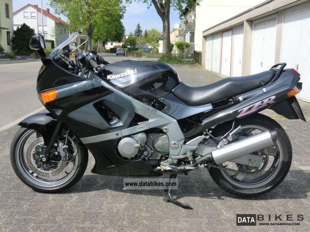 1992 Kawasaki  ZZR 600 Motorcycle Motorcycle photo