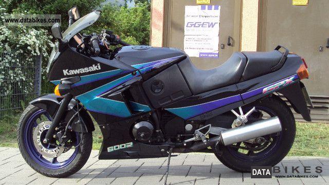 1998 Kawasaki  GPX Motorcycle Sport Touring Motorcycles photo