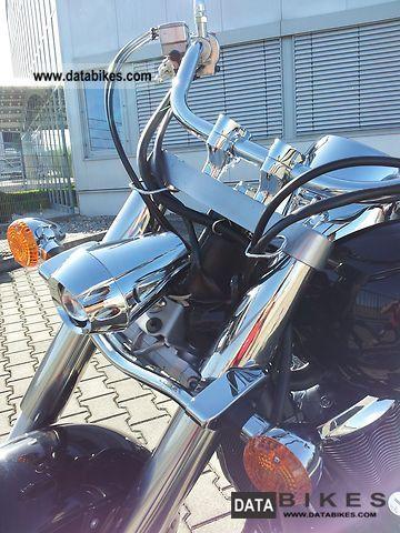 2008 Kawasaki  VN900 Motorcycle Chopper/Cruiser photo