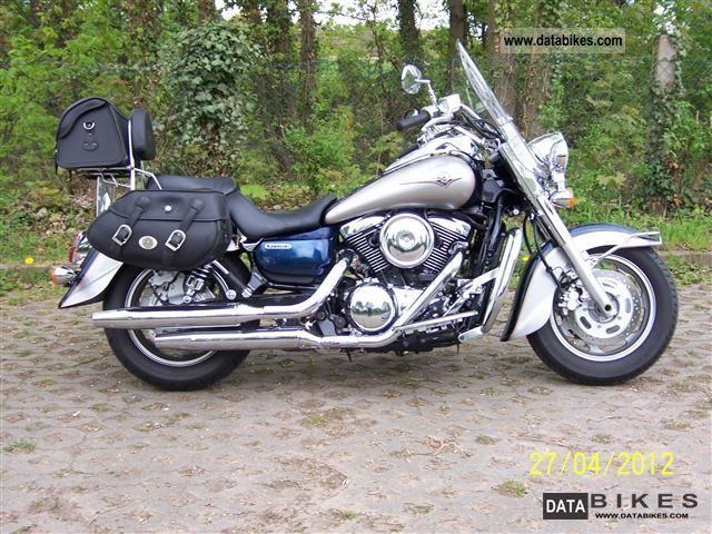 2008 Kawasaki  VN 1600 Motorcycle Chopper/Cruiser photo
