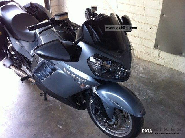 2007 Kawasaki  GTR1400 Motorcycle Sport Touring Motorcycles photo