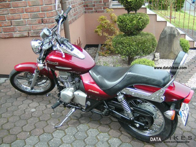 2000 Kawasaki  Eliminator Motorcycle Chopper/Cruiser photo