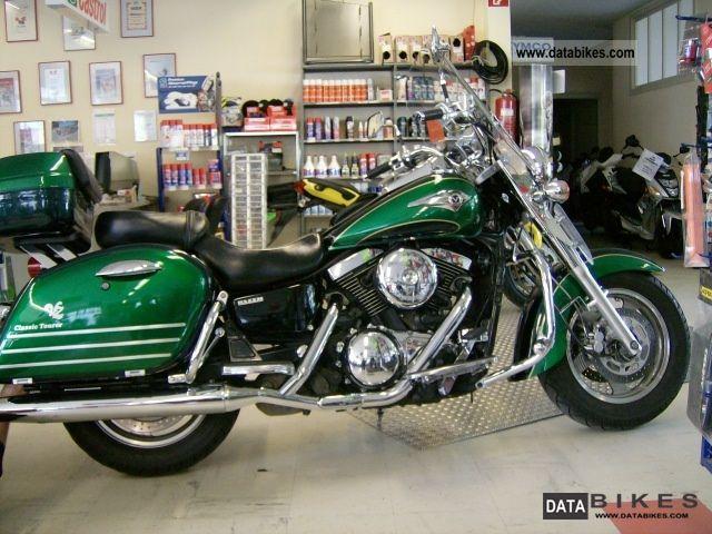 2000 Kawasaki  VN1500 Classic Tourer Motorcycle Motorcycle photo