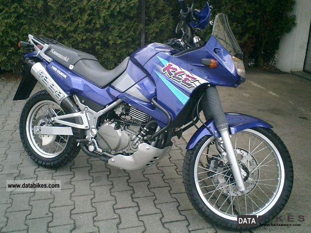 1996 Kawasaki  KLE 500 Motorcycle Enduro/Touring Enduro photo