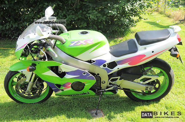 Kawasaki Zxr No Fuel