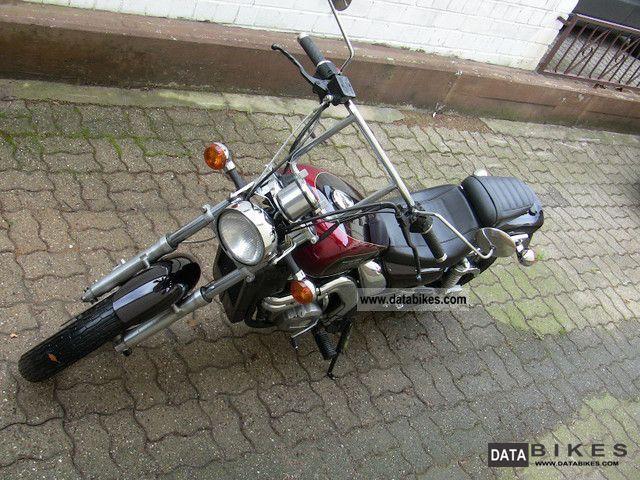 1993 Kawasaki  EL250 Motorcycle Chopper/Cruiser photo