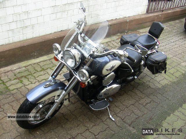 2000 Kawasaki  VN1500 Motorcycle Chopper/Cruiser photo