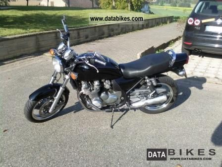 1994 Kawasaki  Zephyr Motorcycle Naked Bike photo
