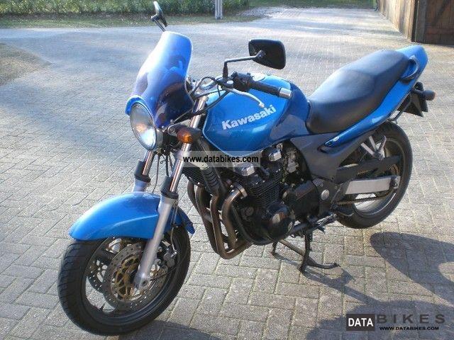 Kawasaki  ZX750F 1999 Motorcycle photo