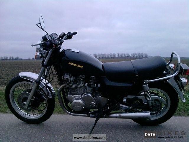 1983 Kawasaki Z 750 B Twin