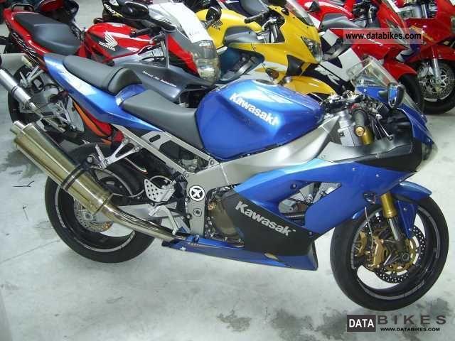 Kawasaki  ZX 636 R Ninja winter storage and Possible Funding 2003 Sports/Super Sports Bike photo