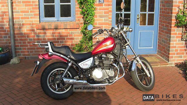 1986 Kawasaki  EN 450 LTD Motorcycle Chopper/Cruiser photo