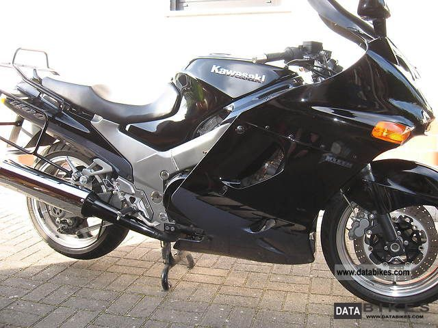1998 Kawasaki  zzr 1100 D Motorcycle Sport Touring Motorcycles photo