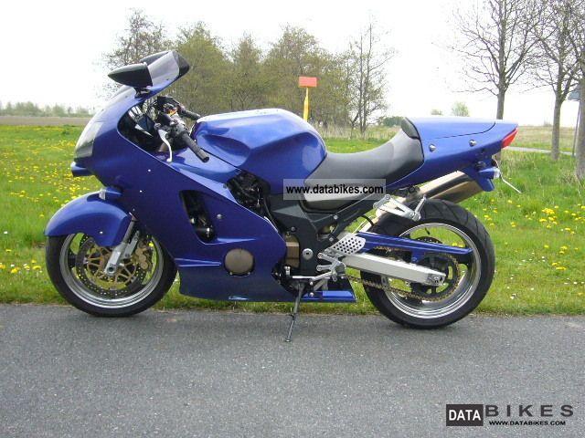 1999 Kawasaki  ZX-12R Motorcycle Sports/Super Sports Bike photo