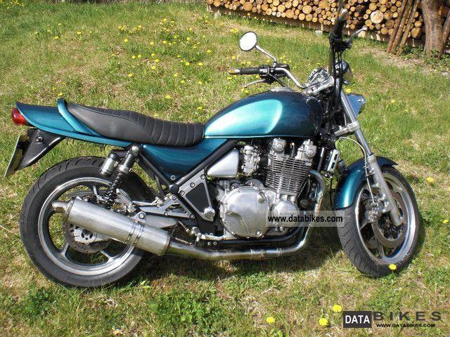1992 Kawasaki  ZR 1100 Motorcycle Motorcycle photo