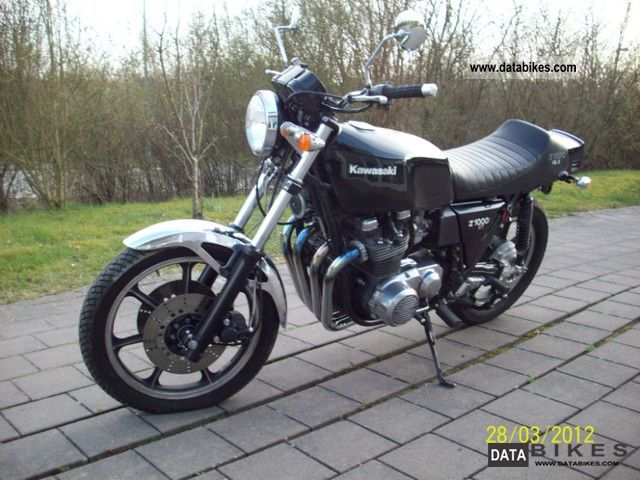 1980 Kawasaki  1000 pcs Motorcycle Motorcycle photo