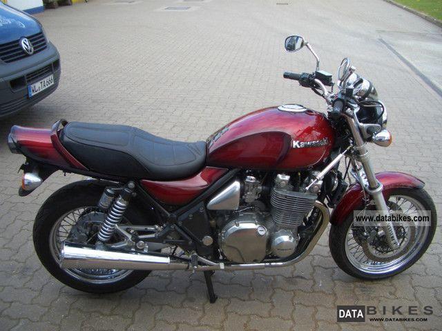 1997 Kawasaki  1100 Zephyr! TOP - only 15.800km! Motorcycle Naked Bike photo