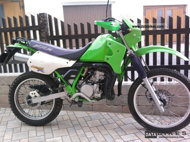 Kawasaki  KMX 125 2002 Enduro/Touring Enduro photo