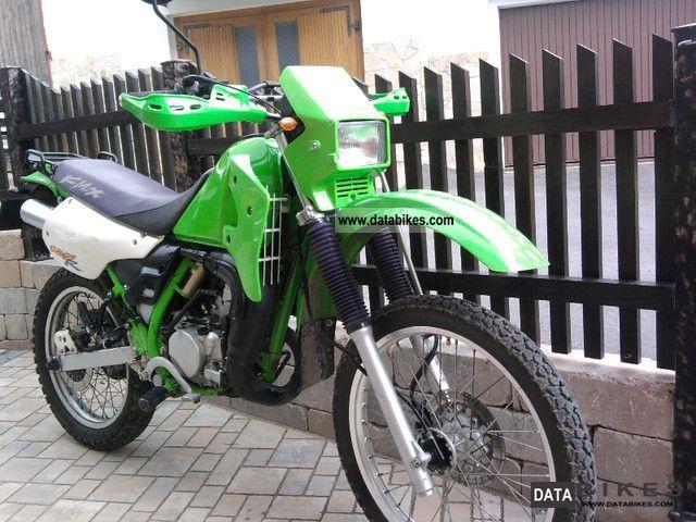 Kawasaki Kmx  Manual