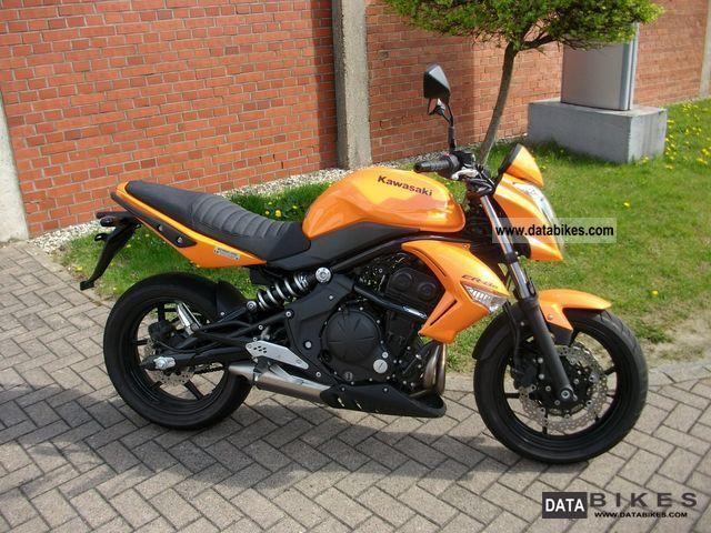 2010 Kawasaki  ER650N Motorcycle Naked Bike photo