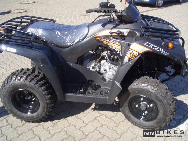 2011 Kawasaki  KVF 300 / Mod.2012 Motorcycle Quad photo