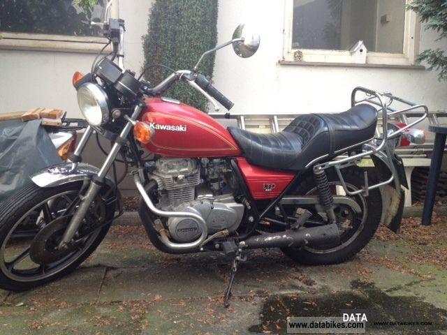 1980 Kawasaki KZ 750 GT